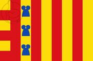 Bandera de Verges