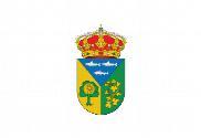 Bandera de Llamas de la Ribera