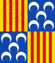 Bandera de Berga