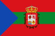 Bandera de Vega de Infanzones