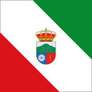 Flag of Villaobispo de Otero