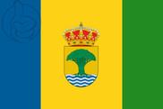 Bandera de Alajeró