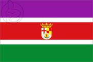 Bandiera di Regionalismo de Andalucía Oriental