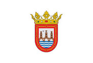 Drapeau Puente la Reina/Gares