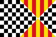Bandera de Balaguer (Lérida)