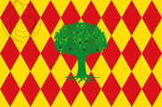 Bandera de Oliva (Valencia)