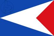 Flag of San Baudilio de Llobregat