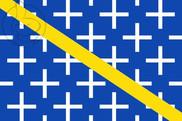 Bandera de Ódena