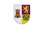 Bandera de Cevico de la Torre