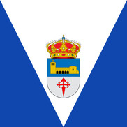 Flag of Guaza de Campos