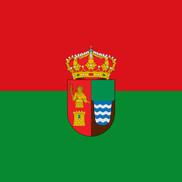Bandeira do Santervás de la Vega
