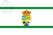 Bandera de Benalauría