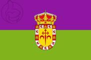 Bandeira do Valdepeñas de Jaén