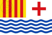 Flag of Onda (Castellón)