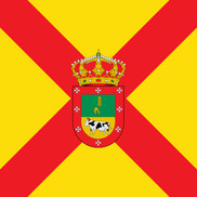Flag of Paradinas de San Juan