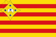 Flag of Comarca del Aranda