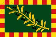 Bandera de Las Garrigas