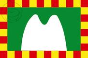 Bandera de Berguedá