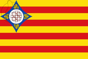 Flag of Campo de Cariñena