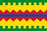 Bandera de Aguarón