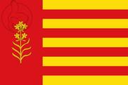 Bandera de Azuara