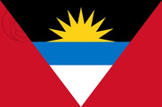 Flag of Antigua y Barbuda