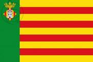 Bandera de Castellón de la Plana