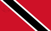 Bandeira do Trinidad y Tobago