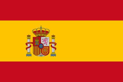 Bandera Espanha C/E