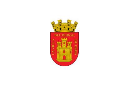 Bandera Burgo de Osma-Ciudad de Osma
