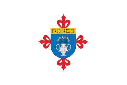 Bandera Santa María de Huerta
