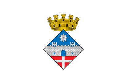 Bandera Vilalba dels Arcs