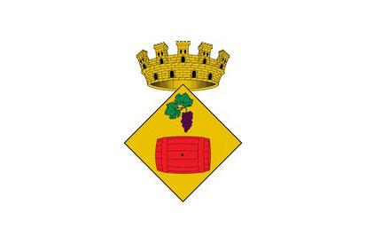 Bandera Vimbodí i Poblet