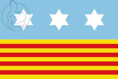 Bandera San Feliu de Pallarols