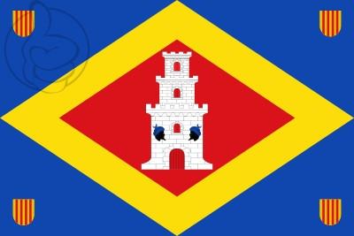 Bandera Torralba de Ribota