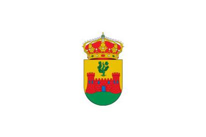 Bandera Burguillos de Toledo