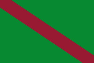 Bandera San Pablo de los Montes