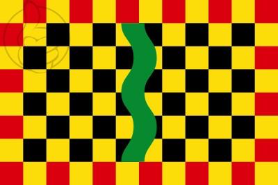 Bandera Comarca de Urgel