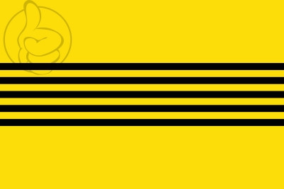 Bandera Abella de la Conca