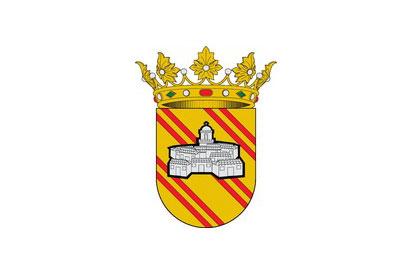 Bandera Granja de la Costera, la