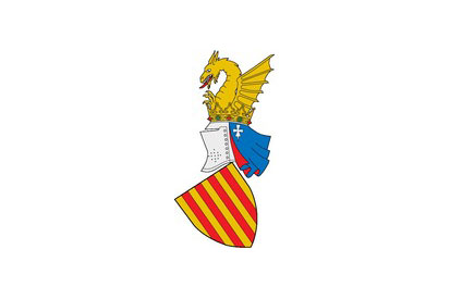 Bandera Llocnou de la Corona