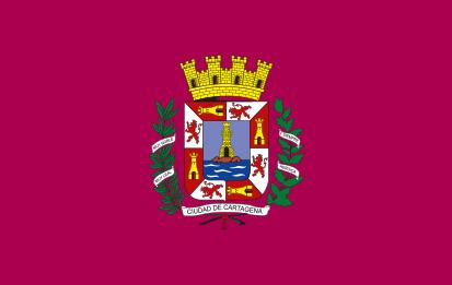 Bandera Cartagena