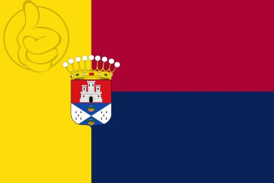 Drapeau Castilleja de la Cuesta