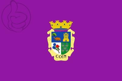 Bandera Coín