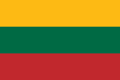 Bandera Lithuania