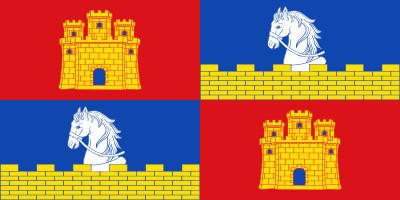 Bandera Medina de Rioseco