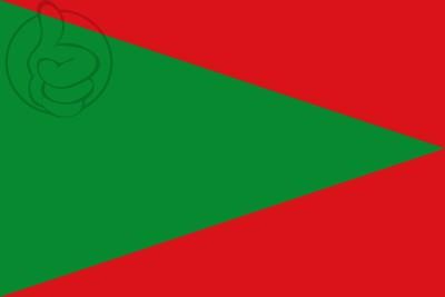 Bandera Garganta de los Montes