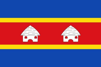 Bandera Cabañas de Sayago