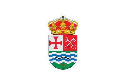 Bandera Pajares de la Lampreana