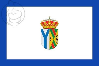 Bandera Horcajo de la Sierra-Aoslos